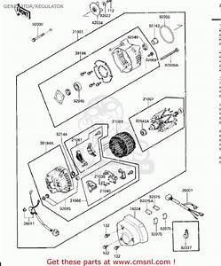 Wiring Diagram For A 1986 Kawasaki Klt185a