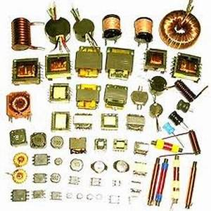 Defferint types of inductors. - INDUCTOR