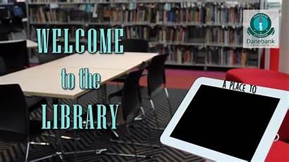 Library Danebank Welcome Portal Anglican