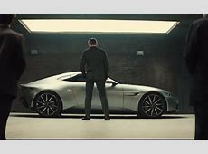 Aston Martin DB10 Features In Trailer For New James Bond