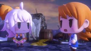 World Of Final Fantasy Has Over 200 Characters And 100