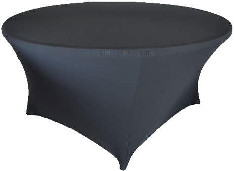 spandex table covers cheap 60 quot round spandex tablecloths table covers