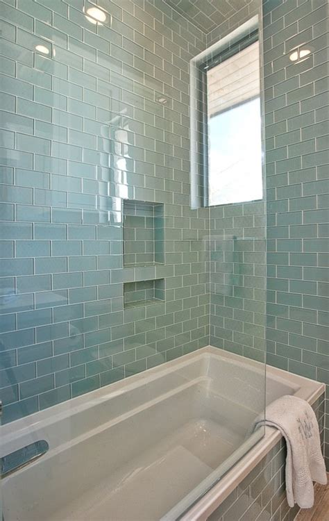 Tiling A Bathtub Alcove by Best Size Tile For Shower Tub Alcove