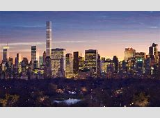 432 Park Avenue, the Tallest Residential Building in the