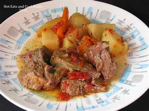 Hot Eats and Cool Reads: Slow Cooker Beef Roast Dinner Recipe