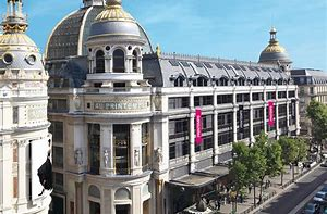 Image result for printemps dept store paris france