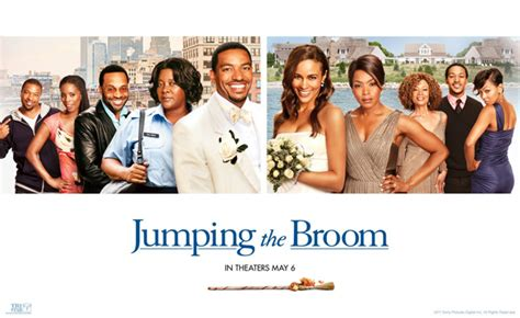 Jumping The Broom  Family And Class Conflicts With A Side