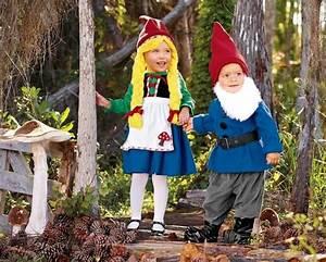 Faschingskostüme Kinder Mädchen : faschingskostueme kinder lustig zwerge geschwister junge maedchen kost me ~ Frokenaadalensverden.com Haus und Dekorationen