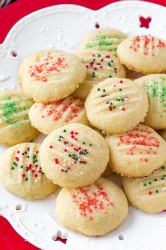 Mix the dough until smooth then mix in. Whipped Shortbread Cookies   Recipe   Whipped shortbread cookies, Yummy cookies, Cookie recipes