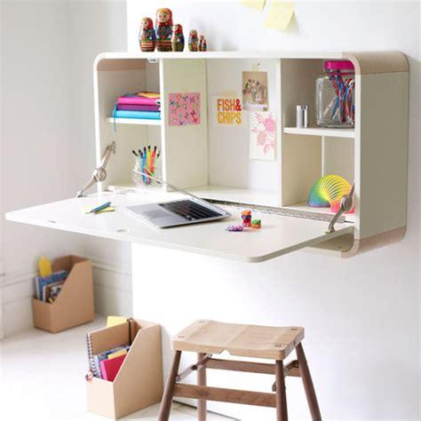bureau pliable mur optez pour le pliable un rien de découn rien de déco