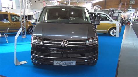 vw t6 multivan highline volkswagen transporter t6 bulli multivan highline 2 0 tdi 7 dsg 2018 exterior and interior