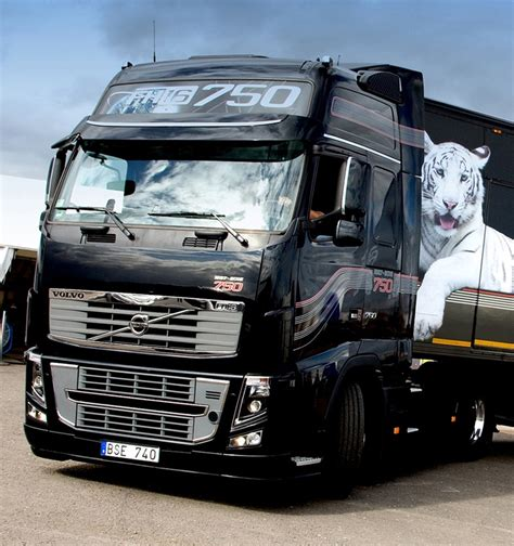 volvo trucks deliveries october