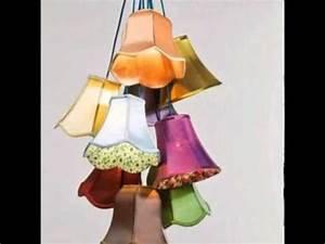 Lampe Mit Mehreren Lampenschirmen : farbenfrohe h ngelampe saloon von xtradefactory ~ A.2002-acura-tl-radio.info Haus und Dekorationen