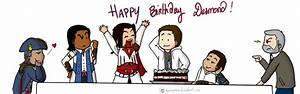 Happy Birthday Desmond ! by Dulcamarra on DeviantArt