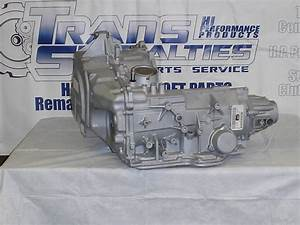 Trans Specialties Volvo 4t65e 80 Series Transmission