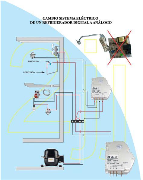 adaptar timer a refrigerador mabe con tarjeta yoreparo
