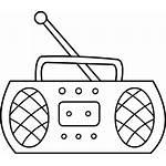 Radio Clipart Cb Clip Cliparts Library