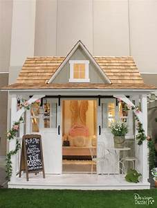 Shabby Chic Mom Cave Bungalow - Design Dazzle