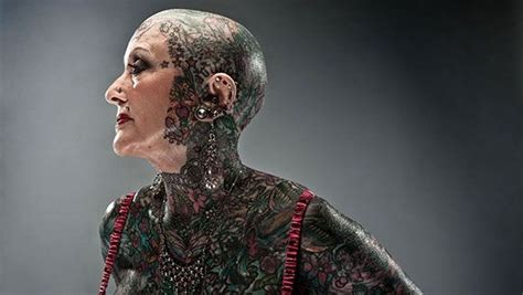 isobel varley 1937 2015 most tattooed female senior citizen passes away guinness world