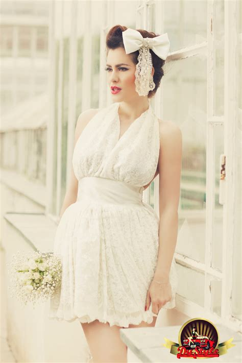 The Dream Retro Wedding Collection Retro/Pin Up Blog by