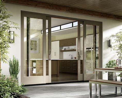 essence series wood french doors milgard windows doors