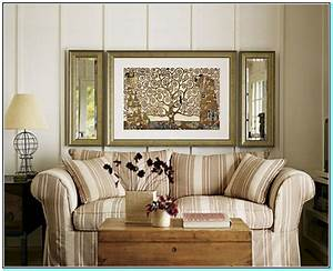 how to decorate a large wall in living room With how to decorate a wall
