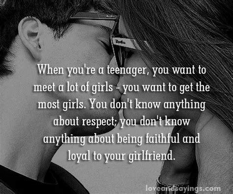Loyal To Your Girl Quotes
