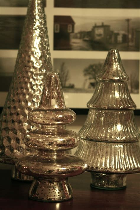 93 best images about christmas mercury glass on pinterest