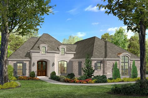 acadian house plan    bedrm  sq ft home