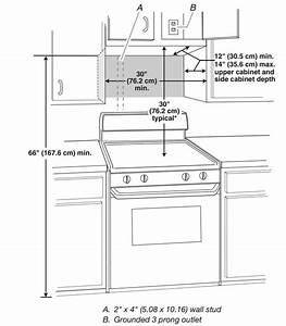 Whirlpool Otr Microwave Installation  U2013 Bestmicrowave