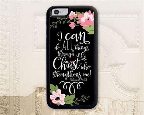 13 Bible Verse Phone Case Iphone 4 4s 5 5s 5c 6 6+ Plus Samsung Galaxy S3 S4 S5