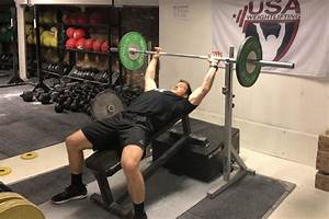 Bench Press Weight Guidelines