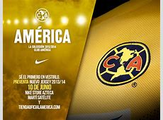 Club America Home Shirt for 201314 [PHOTOS] World