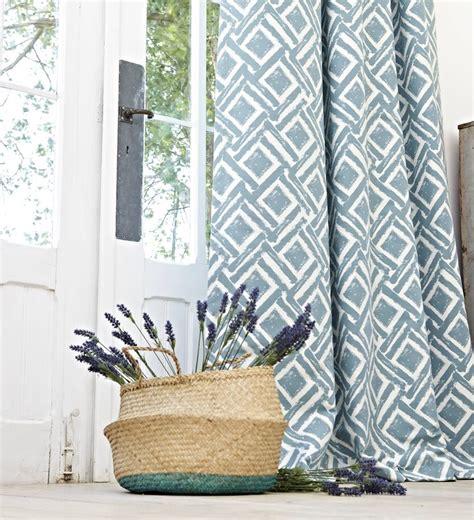 Teal Patterned Curtains Uk  Curtain Menzilperdenet