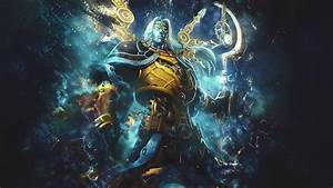 Smite, Chronos, Wallpapers, Hd, Desktop, And, Mobile, Backgrounds