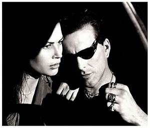 Carre Otis & Mickey Rourke. | They Ruled the World ...