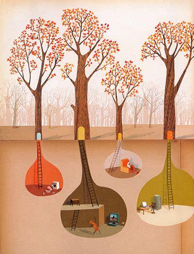 Elina Ellis Illustration: Oliver Jeffers
