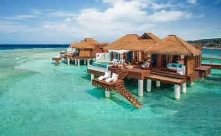 Overwater Bungalows Bahamas