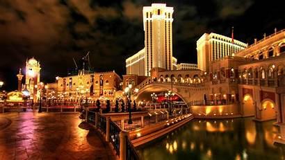 Vegas Las Wallpapers Desktop Casino Backgrounds Hotel