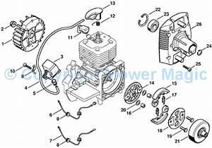 28 Stihl Fs 110 Parts Diagram