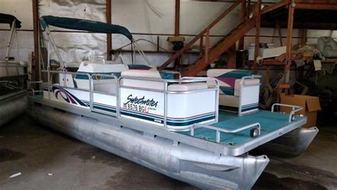 Sweetwater Pontoon Boat Covers by 1997 Sweetwater Pontoon Boat Boats For Sale