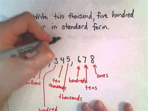 four hundred twenty three and four tenths in standard form writing whole numbers in standard form english to number