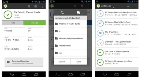 utorrent for android utorrent for android 2 03 now available for