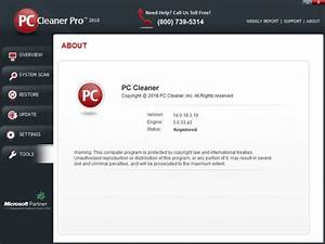 Simple Instructions To Remove Pc Cleaner Pro 2018