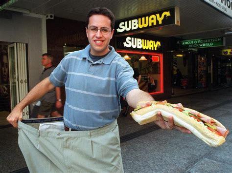 jareds subway diet