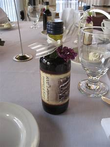 Mini wine bottles with custom lables were a hit as favors for Mini wine bottle wedding favors