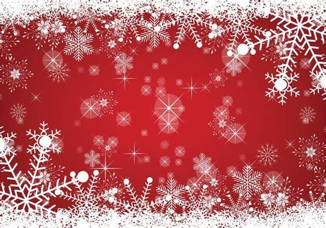 Snowy Christmas Background   Download Free Vector Art