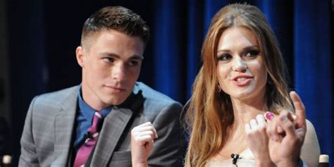 holland roden y colton haynes holland roden and colton haynes dating gossip news photos