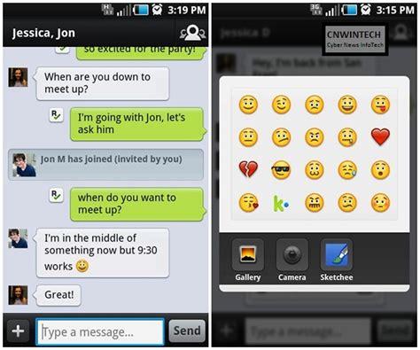 kik app for android kik apk for kik messenger app on android aazee