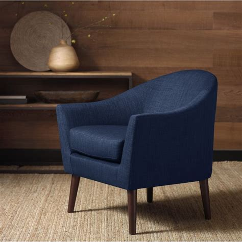 best 25 navy accent chair ideas on blue